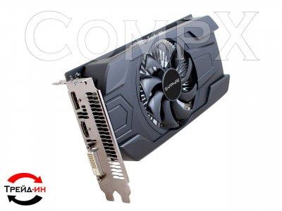 Відеокарта Sapphire AMD Radeon RX 460 4Gb (FR) (11257-98), factory refurbished