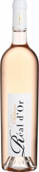 Вино Château Real D'or Rose рожеве сухе 0.75 л 13% (3760125230115)