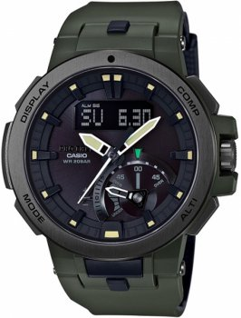 Чоловічі годинники Casio PRW-7000-3ER