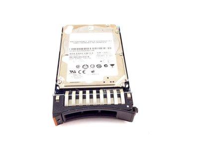 Жорсткий диск IBM 600GB 2.5 In 10K rpm 6Gb SAS (00Y2430) Refurbished