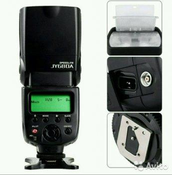 Вспышка для фотоаппаратов CANON - VILTROX Speedlite JY680A