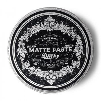 Матова паста для стилізації волосся Ducky Matte Paste Coconut 100 мл