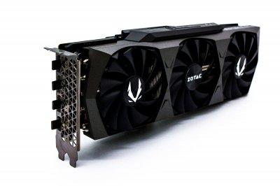 Видеокарта Zotac GeForce RTX 3080 Gaming Trinity 10 ГБ