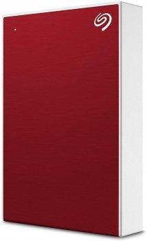 "Жорсткий диск Seagate Backup Plus Portable 4TB STHP4000403 2.5"" USB 3.0 External Red"