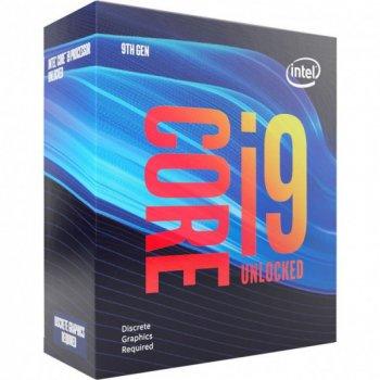 Процесор Intel Core i9-9900KF 3.6 GHz/8GT/s/16MB (BX80684I99900KF) s1151 BOX