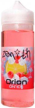 Рідина для електронних сигарет Zenith Orion on Ice 3 мг 120 мл (Лимонад + малина + лід) (Z-OI-120-3)