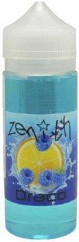 Рідина для електронних сигарет Zenith Draco 3 мг 120 мл (Лимонад + синя малина) (Z-D-120-3)