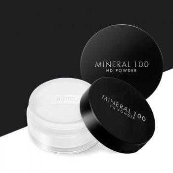 Пудра финишная минеральная A'PIEU Mineral 100 HD Powder, 4g