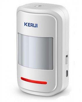 Бездротовий датчик руху KERUI P819 GSM 433 МГц для GSM сигналізації (2323280941123)