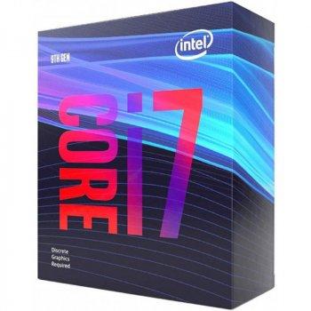 Процессор Intel Core i7_9700F 3.0GHz/8GT/s/12MB (BX80684I79700F) s1151 BOX