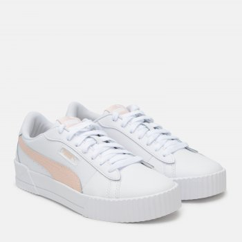 Кеди Puma Carina Crew 37490303 White-Cloud Pink