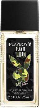 Дезодорант для мужчин Playboy Play It Wild Men 75 мл (ROZ6400104815)