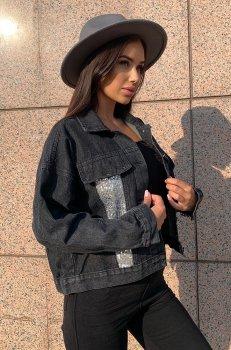 Куртка джинсова AAA 1073 (116324)