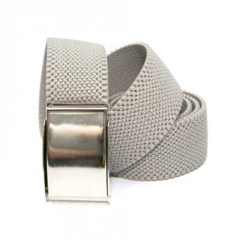Ремень мужской Gofin suspenders с открывашкой Стрейч Серый Rgn-2192 5345649