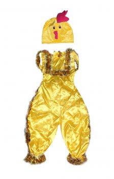 Детский карнавальный костюм Цыпленок 110-116 см