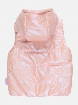 Жилет Одягайко 7278 Світло-рожевий