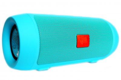Портативна bluetooth стерео колонка T&G Charge 2 mini Зелена (Charge 2 mini Green)