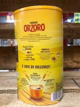 Ячмінний кава Nestle Orzo 200г