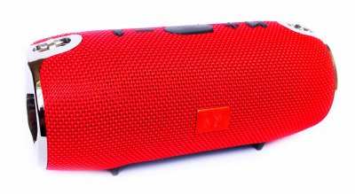 Портативна бездротова Bluetooth стерео колонка T&G Xtreme 12 Червона (Xtreme 12 Red)