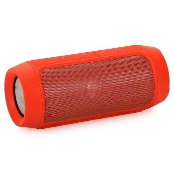 Портативна bluetooth стерео колонка T&G Charge 2 mini Червона