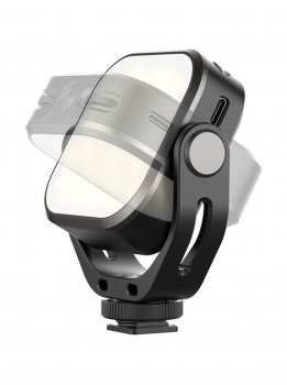 Накамерный свет Ulanzi VIJIM VL66 с регулятором яркости