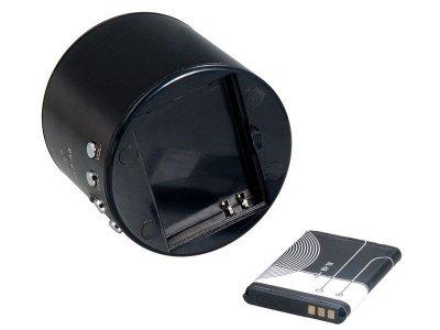 Портативна Bluetooth-колонка WSTER WS-A8 Plus ФМ, MP3, USB, Чорна