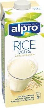 Напиток рисовый Alpro Сладкий 1 л (5411188111375)