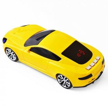 Радіоприймач колонка Generic Автомобіль Panamera FM TF USB, AUX