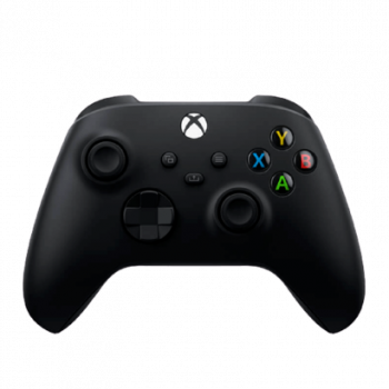 Геймпад Microsoft Xbox Series X Wireless Controller Carbon Black (XOA-0005, QAT-00001)