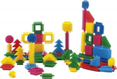 Конструктор Wader Needle Blocks Ежик 50 элементов (41930) (5900694419308)