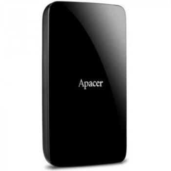 """Внешний жесткий диск 2.5"""" 3TB Apacer (AP3TBAC233B-S)"""