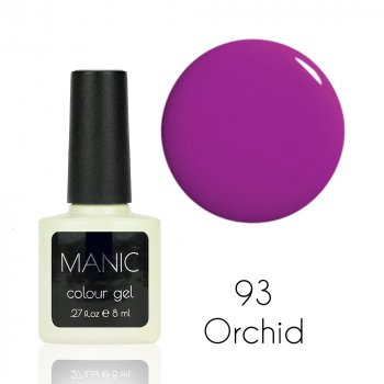 Гель лак MANIC №93 Orchid 8 мл