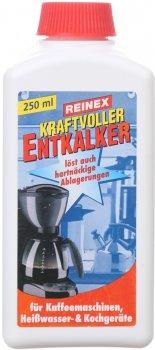 Средство для удаления накипи Reinex Entkalker для кофеварок и чайников 250 мл (4068400001696)