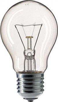 Лампа розжарювання Philips A55 100W E27 прозора (926000004012)