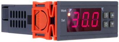 Цифровий регулятор температури -50+110° KETOTEK KT1210W термостат з датчиком температури