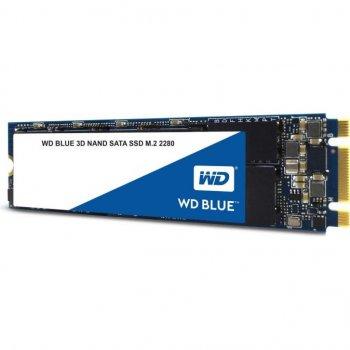 Накопичувач SSD M. 2 250GB WD Blue (WDS250G2B0B)