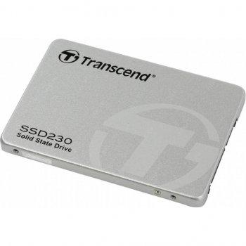 "Накопичувач SSD 2.5"" SATA 256GB Transcend (TS256GSSD230S)"