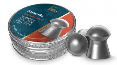 Кулі пневматичні (для воздушки) 7,62 мм 3г (100шт) H&N Baracuda 14530286