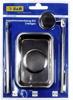 Набор магнитных аксессуаров S&R 3 шт (290703000)