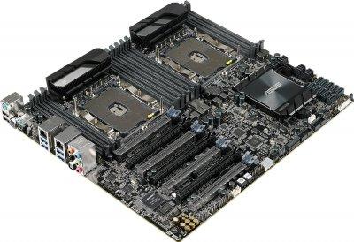 Материнская плата Asus WS C621E SAGE (s3647, Intel C621, PCI-Ex16)