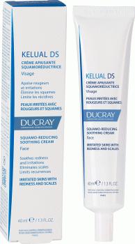 Крем Ducray Келюаль DS Успокаивающий против себорейного дерматита 40 мл (3282770202267)
