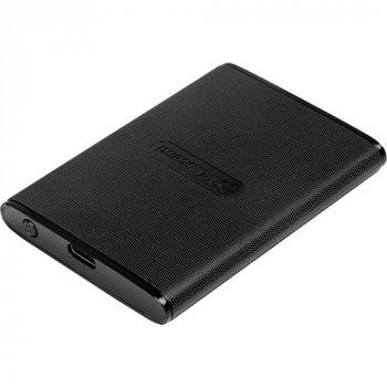 Зовнішній SSD накопичувач TRANSCEND ESD230C 240GB USB 3.1 GEN 2 TLC (TS240GESD230C)