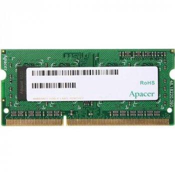 Модуль пам'яті APACER DDR3 2Gb 1600Mhz (DS.02G2K.HAM)