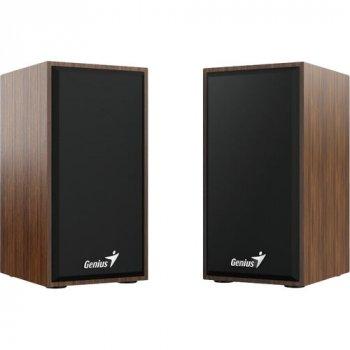 Колонки GENIUS SP-HF180 USB, Wood (31730029400)