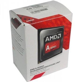 Процесор AMD A8-7680K AD7680ACABBOX (sFM2+, 3.5 Ghz) Box