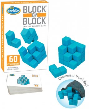 Логічна гра ThinkFun Блок за блоком (5931) (019275059316)