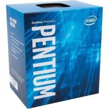 Процессор Intel Pentium G4560 3.5GHz (3MB, Kaby Lake, 54W, S1151) Box (BX80677G4560)