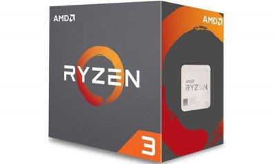 Процесор AMD Ryzen 3 1300X (3.5 GHz 8MB 65W AM4) Box (YD130XBBAEBOX)