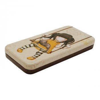 Пенал металевий Santoro London Ruby Yellow (5018997611432)