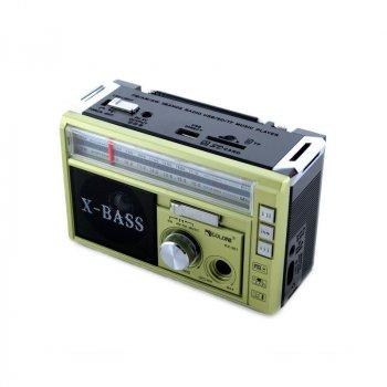 Радиоприемник GOLON RX-382 Оливковый (BS1981)